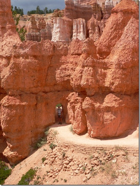Alan in Door Bryce Canyon National Park 010