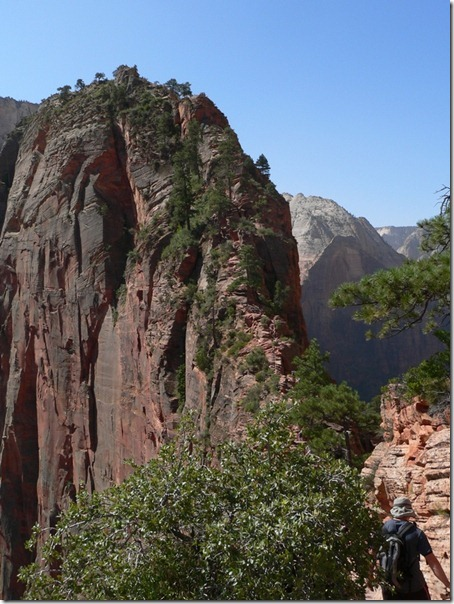 Angel's Landing Trail Zion National Park 001