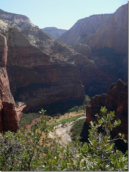 Edge Zion National Park 004