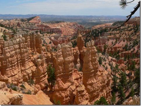 Hoodoos Bryce Canyon 028