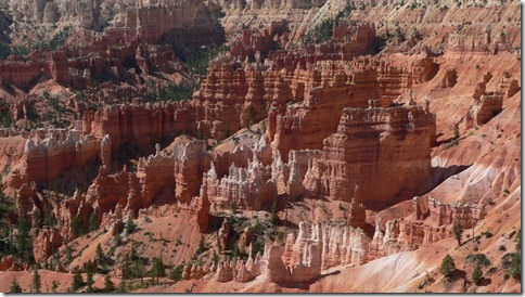 Hoodoos Bryce National Park 018