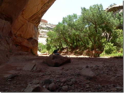 Kachina Natural Bridges 014