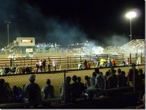 Smoke Demolition Derby 006