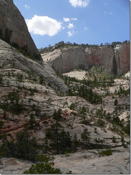 Trail Zion National Park 059