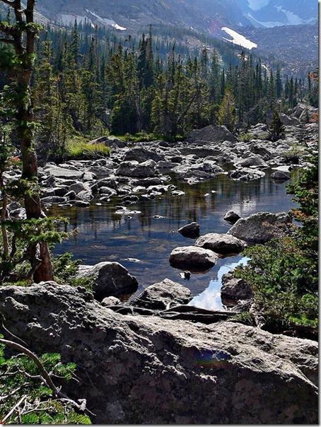 Little Lake Rocky Mountain 040